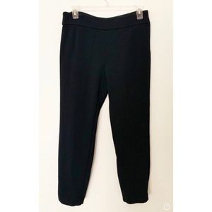 Black Hugo Boss Pull On Thick Stretchy Pants